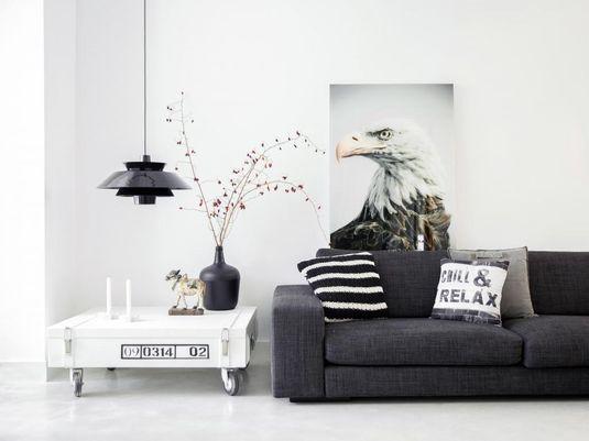 Hk Living Hanglampen : Hk living hängelampe lounge grau designwohnen.de